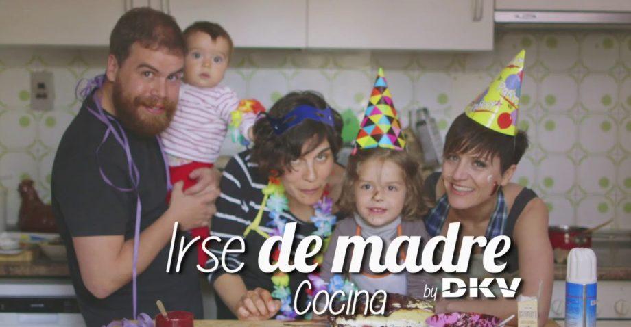 """Irse de madre"", la magnífica web serie de DKV Seguros"